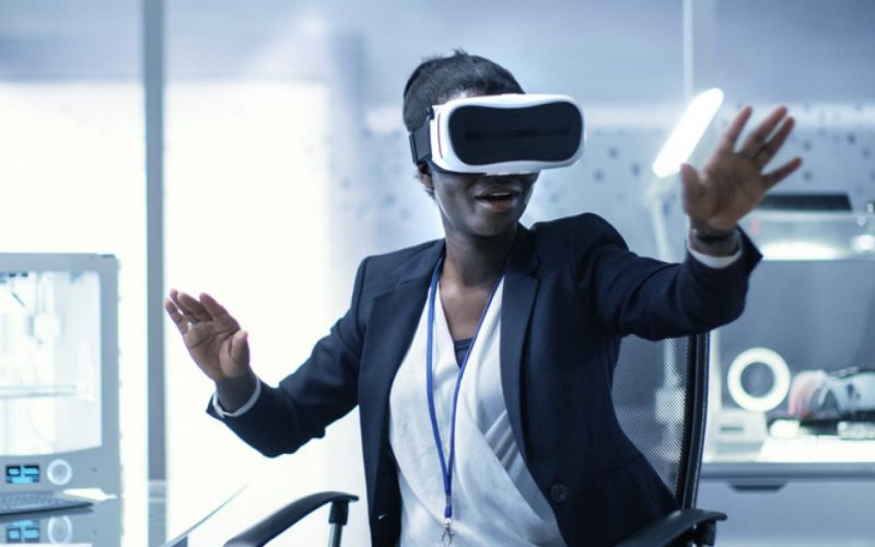 The Amazing & Excellent Technology Behind Virtual Reality