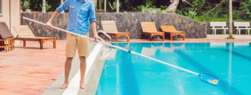 What should you consider when building an indoor swimming pool?